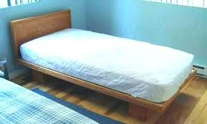 pretty full xl bed frame wood – Waily