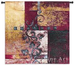 morning dream i abstract tapestry wall hanging geometrical design h53 x w53  on tapestry art designs wall hangings with morning dream i abstract tapestry wall hanging geometrical design