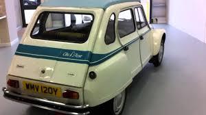 An original, un-restored, rare,limited edition Citroen Dyane ...