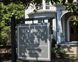 4 tours of historic homes robert mills houses hampton preston mansion woodrow wilson family home
