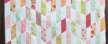 Chevron Quilt Pattern Stunning The Cutest Quilt Patterns Chevron Edition Seams And Scissors