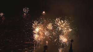 fogo de artifício passagem de ano madeira 2014-2015 new year ...