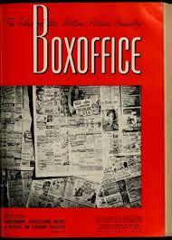 Boxoffice May 24 1952