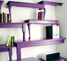 painting shelves ideasOld furniture sliced and stacked into shelving Refurbished Ideas