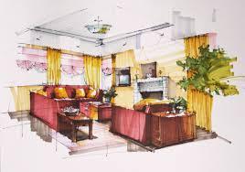 interior design drawings. Stunning Interior Design Hand Drawings Ideas - Liltigertoo.com . R