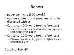 seminar on parallel and concurrent programming report • paper summary 500 words