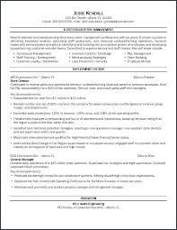 Resume Templates For Retail Management Positions Best of Retail Position Resume Resumes For Management Positions Resume