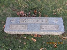 Bessie Eddy Griffith (1891-1982) - Find A Grave Memorial