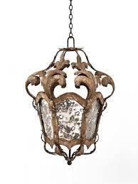 tara shaw italian mirrored lantern has a perfect old world feel
