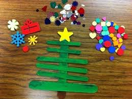 Easy Christmas Crafts For Kids To Make  YouTubeEasy To Make Christmas Crafts