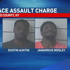 Inmates face charges after deputies assaulted in Boyd County | WCHS