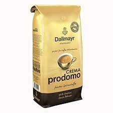 Our most important source countries are ethiopia, papua new guinea, colombia and brazil. Dallmayr Crema Prodomo Bean Coffee Roasted Coffee Whole Beans Coffee Beans Coffee Beans 8 X 1000g Amazon Co Uk Kitchen Home