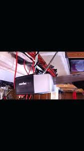 1 3 hp garage door opener genie pro 1 3 hp drive garage door opener