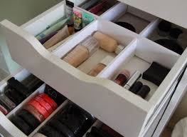 Full Size of Drawer:makeup Storage Small Makeup Drawer Organizer  Fascinating Photos Beautiful Drawer Dividers ...