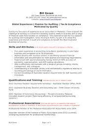 Resume Samples Australia Therpgmovie