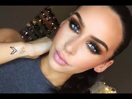 out prom 2016 makeup look grunge glam holiday makeup tutorial s night katy perry last friday