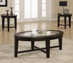 Table Set For Living Room Black Coffee Table Sets Vittsj Nesting Tables Set Of 2 Blackbrown