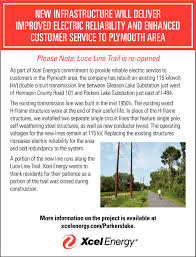 Xcel Energy Customer Service New Infrastructure Will Deliver Improved Electric