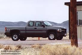 Another New Cammo Vehicle: Chevy 2500 4x4 Pickup