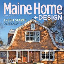 Small Picture Maine Home Design Architecture art and good living