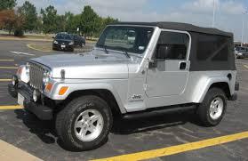 jeep wrangler unlimited tj
