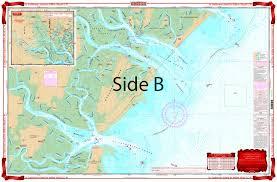 Icw Navigation Charts St Catherines Sound To Hilton Head Icw Navigation Chart 97