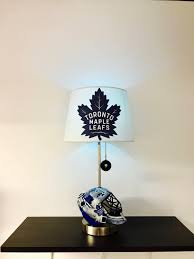 Small Picture Toronto Maple Leafs Lamp Hockey Lamp NHL NHL lamps hockey
