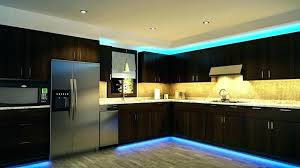 under cupboard kitchen lighting. Beautiful Led Kitchen Strip Lights Under Cabinet Glamorous Gallery Or Other . Cupboard Lighting
