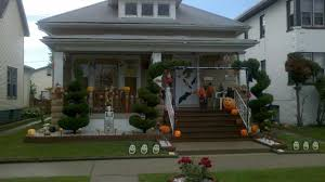 Interior: House Decor For Halloween Indoor Using Halloween Themed ...