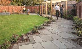 right paving for your patio