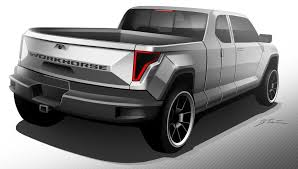 Workhorse Electric Pickup Truck Will Get Working Concept In May 2017 ...