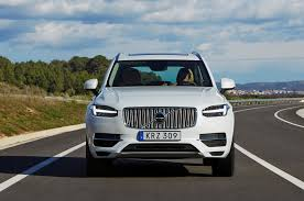 new car release for 2015Future Cars Volvos FiveYear US Plan Includes New S40 XC60