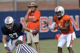 Auburn 2016 Depth Chart Link Sausage 22 August 2016 Auburn Football Helmets