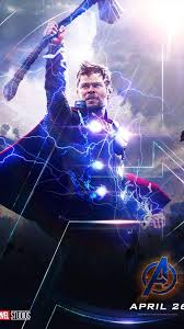 Avengers Endgame Thor Wallpaper Download