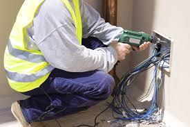 Cable Installation Job What Is An Air Blown Fiber Installation Fiberplus Inc