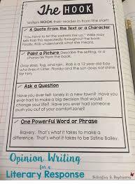 literary response opinion essay unit grades opinion essay  literary response opinion essay unit grades 3 5 opinion essay graphic organizers and anchor charts