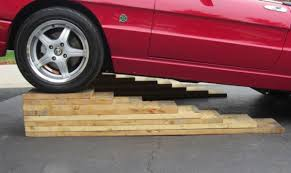 wood car ramps alfa romeo bulletin board forums