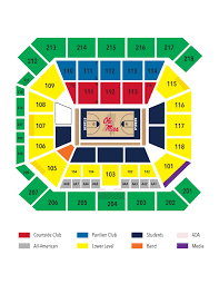 Bankplus Amphitheater At Snowden Grove Seating Chart Seating Chart Ole Miss Gamedays