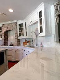 stone kitchen countertops. DIY Epoxy Stone Coat Countertops Marble Farmhouse Kitchen E