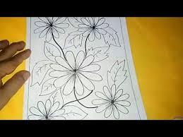 Gratis untuk komersial tidak perlu kredit bebas hak cipta. Gambar Batik Bunga Ornamen 15 Youtube In 2020 Make It Yourself Batik Tutorial