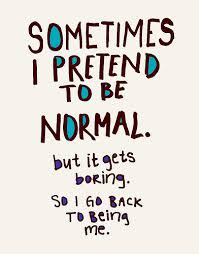 Funny Birthday Quotes For Yourself Best Of Normal Versus Myself Quote