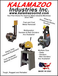 kalamazoo belt grinder. kalamazoo industries heavy duty industrial belt grinders. grinder