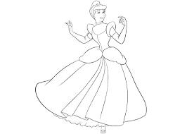 Cinderella Coloring Pages Disney My Localdea