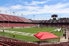 Stanford Stadium Seating Chart Stanford Stadium Section 120 Rateyourseats Com
