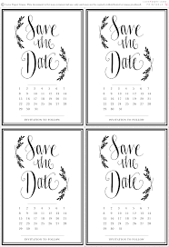Free Save The Date Printable Love Paper Crane