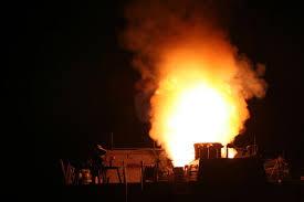 Image result for حمله موشکی اسرائیل به سوریه