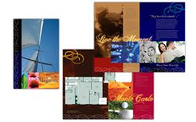 Apartment Brochure Design Custom Decorating