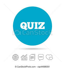 Quiz Sign Icon Questions And Answers Game