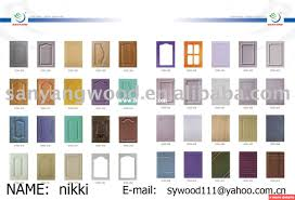 Kitchen Cabinets Door Styles Thermofoil Kitchen Cabinets Nonsolid Wood Kitchen Cabinet