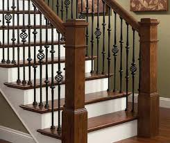 Black Stair Railing Railings For Stairs Brilliant To Enhance Your ...